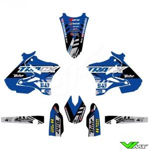 Kutvek TRACX Stickerset - Yamaha YZ125 YZ250