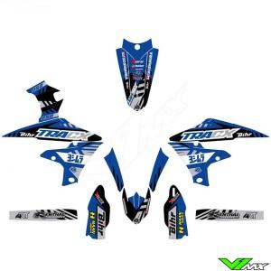 Kutvek TRACX Stickerset - Yamaha YZF250