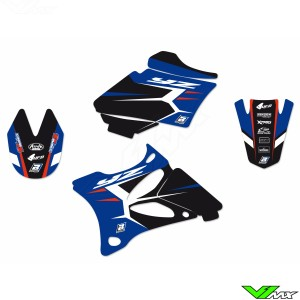 Blackbird Dream 4 Stickerset - Yamaha YZ85