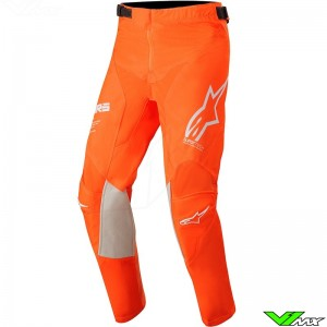 Alpinestars Racer Tech 2020 Kinder Crossbroek - Fluo Oranje