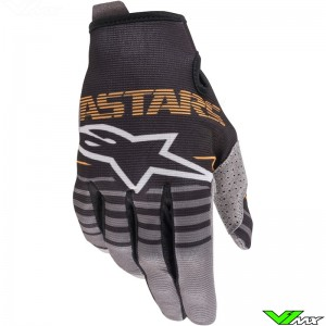 Alpinestars Radar 2020 Motocross Gloves - Black / Grey