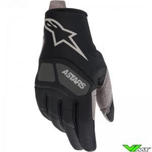 Alpinestars Thermo Shielder 2020 Motocross Gloves - Black / Grey