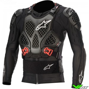 Alpinestars Bionic Tech V2 Protection Jacket - Black / Red