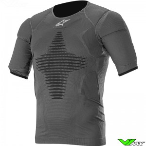 Alpinestars Roost Base Layer Top - Black