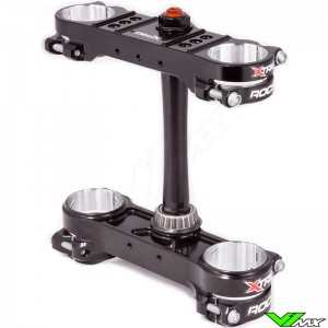X-Trig ROCS Pro Triple Clamp Black - KTM