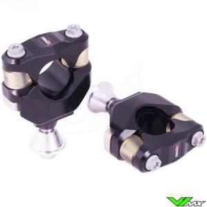 X-Trig PHDS OEM Handlebar Clamp 28.6mm - Honda CR125 CR250 CRF250R CRF450R CRF250RX CRF450RX