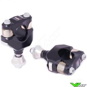 X-Trig PHDS Handlebar Clamp 28.6mm - Kawasaki KXF250 KXF450 Suzuki RMZ250