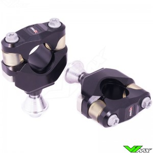 X-Trig PHDS Handlebar Clamp 28.6mm - Yamaha YZF250 YZF450