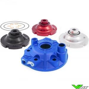 S3 Cylinder Head Blue and Head Inserts Kit - Husqvarna TE300