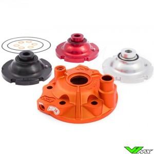 S3 Cylinder Head Orange and Head Inserts Kit - KTM 300EXC