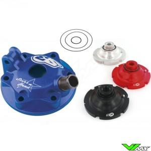 S3 Cilinderkop Blauw en Binnenkop Kit - Sherco 300SE