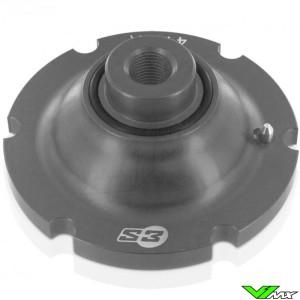 S3 Head Inserts Extreme Compression Grey - KTM 300EXC Husqvarna TE300 Husaberg TE300