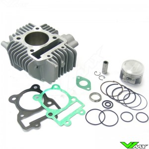 Athena Big Bore Cilinder en Zuiger Kit 130cc - Kawasaki KLX110