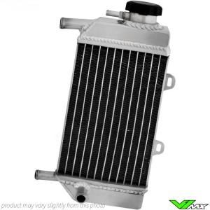 Tecnium Radiator Right Oversized - KTM 450SX-F 450EXC 500EXC Husqvarna FC450 FE450 FE501