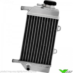 Tecnium Radiator Right Oversized - Yamaha YZF250 YZF450