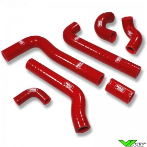 Samco Sport Radiator Hose Red - Beta Xtrainer300-2T