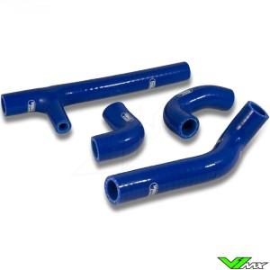 Samco Sport Radiator Hose Blue - KTM 125XC-W Husqvarna TX125