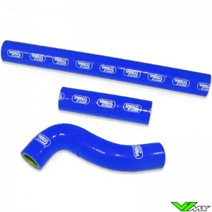 Samco Sport Radiateurslangen Blauw (Thermostat Bypass) - KTM 300EXCTPI Husqvarna TE250I TE300I