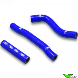 Samco Sport Radiator Hose Blue - KTM 250SX-F 350SX-F 250EXC-F 350EXC-F Husqvarna FC250 FC350 FE250 FE350