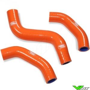Samco Sport Radiateurslangen Oranje - KTM 450SX-F Husqvarna FC450