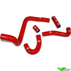Samco Sport Radiateurslangen Rood - Suzuki RMZ450