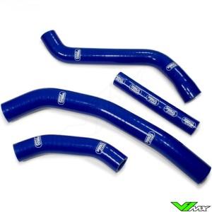Samco Sport Radiateurslangen Blauw - Yamaha YZF250