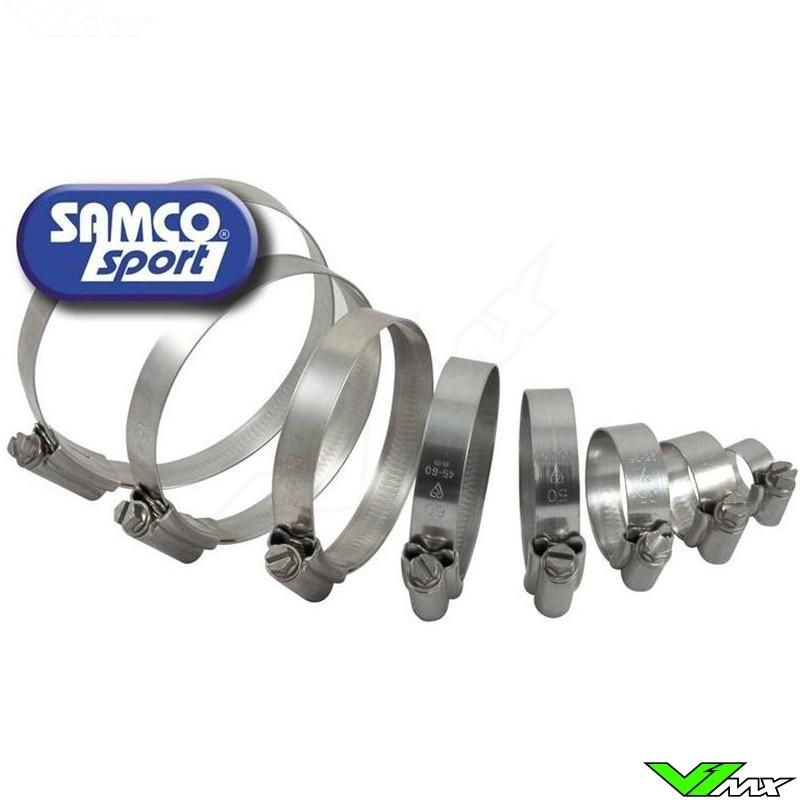 Samco Sport Slangklemmen - Kawasaki KLR650