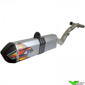 ART Exhaust system - Yamaha WR250F