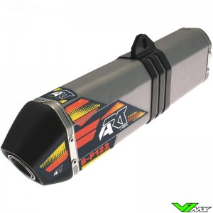 ART Slip-On Exhaust Silencer - Husqvarna FE450