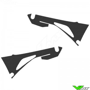 Blackbird Luchtfilterbak Stickers - Honda CRF250R CRF450R CRF250RX CRF450RX