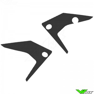 Blackbird Luchtfilterbak Stickers - Kawasaki KXF250 KXF450