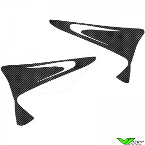 Blackbird Luchtfilterbak Stickers - Yamaha YZ125 YZ250