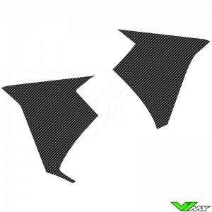 Blackbird Luchtfilterbak Stickers - Yamaha YZF250