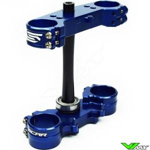 Scar Kroonplaten Blauw - Kawasaki KXF250 KXF450
