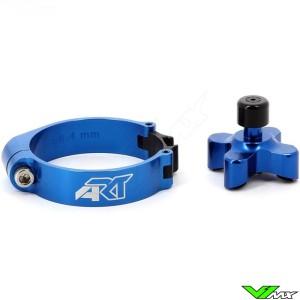 ART Holeshot Device Blue - Kawasaki KX85 Yamaha YZ65 YZ80 YZ85