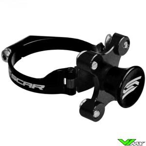 Scar Holeshot Device Black - Yamaha YZ65 YZ85 YZ125 YZ250 YZF250 YZF450