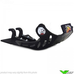 Axp Enduro Skidplate - KTM 250EXC 300EXC Husqvarna TE250 TE300