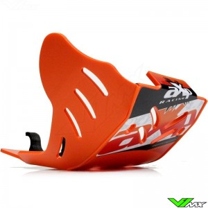 Axp Enduro Skidplate - KTM 150SX 125XC-W 150XC-W
