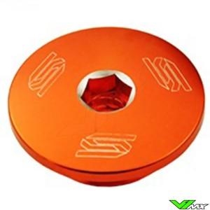 Scar Engine Plugs Orange - KTM Husqvarna