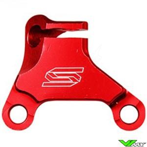 Scar Koppelingskabelgeleiders Rood - Suzuki RMZ250