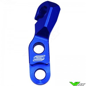 Scar Clutch Cable Guide Blue - Yamaha YZF450