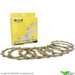 ProX Frictie Koppelingsplaten - Suzuki RMX450Z