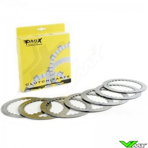 ProX Clutch Plates - Honda CRF450R CRF450X Husqvarna TC450 TE450 TE510 TE610 CR250 WR250 WR300