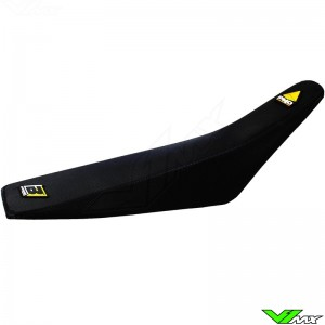 Blackbird Seatcover Black - Honda CR125 CR250
