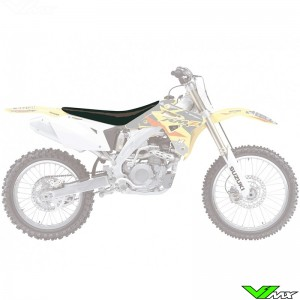 Blackbird Zadelovertrek Zwart - Suzuki RMZ450