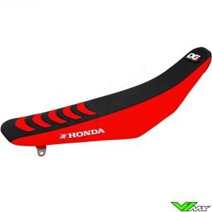 Blackbird Zadelovertrek Zwart/Rood - Honda CRF250R CRF450R
