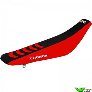 Blackbird Seatcover Black/Red - Honda CRF250R CRF450R CRF450RX
