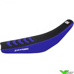 Blackbird Zadelovertrek Zwart/Blauw - Yamaha YZF450