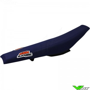 Blackbird Seatcover Blue - KTM