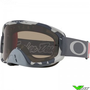 Oakley O Frame 2.0 Crossbril - Troy Lee Designs / Donkere Lens